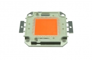 LED COB Multichip  rot 22-35V / 56W.