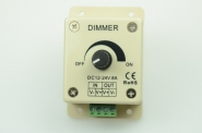 LED-Dimmer 12-24Volt DC