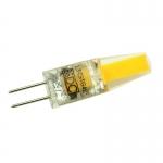 G4 LED-Stiftsockellampe 150 Lm. 12V AC/DC warmweiss 1,5 W dimmbar DC-kompatibel
