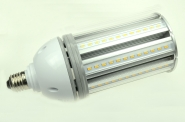 E27 LED-Tubular 3600 Lm. 230V AC warmweiss 36W IP64