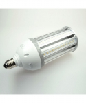 E40 LED-Tubular 4130 Lm. 230V AC warmweiss 36 W IP64