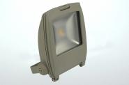 Design LED-Flutlichtstrahler 700 Lumen 230V AC kaltweiss 11W Strukturiertes Glas