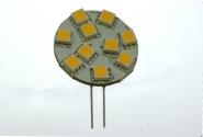 G4 LED-Modul 150 Lm. 12V AC/DC warmweiss 1,8W dimmbar DC-kompatibel