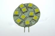 G4 LED-Modul 190 Lm. 12V AC/DC kaltweiss 1,7W dimmbar DC-kompatibel