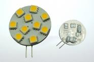 G4 LED-Modul 160 Lm. 12V AC/DC warmweiss 1,7W dimmbar DC-kompatibel