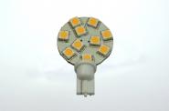 T10 LED-Modul 140 Lm. 12V AC/DC warmweiss 1,7W dimmbar DC-kompatibel