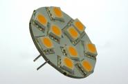 GZ4 LED-Modul 160 Lm. 12V AC/DC warmweiss 1,7W dimmbar DC-kompatibel