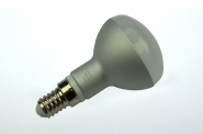 E14 LED-Reflektorlampe 340 Lm. 230V AC/DC warmweiss 4W dimmbar DC-kompatibel