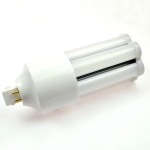 GX24Q LED-Kompaktlampe 1500 Lm. 230V AC neutralweiss 15 W rundabstrahlend