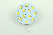 G4 LED-Modul 190 Lm. 12V AC/DC neutralweiss 2W CRI>90 DC-kompatibel