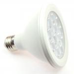 E27 LED-Spot PAR30 900 Lm. 230V AC/DC warmweiss 11 W DC-kompatibel