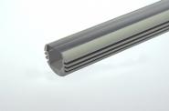 Aluprofil 1500mm x 17mm x 8mm, für 6-12mm Lichtbänder