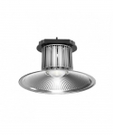 LED-Hallentiefstrahler 16450 Lumen 230V AC/DC neutralweiss 150W DC-kompatibel