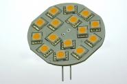G4 LED-Modul 250 Lm. 12V AC/DC warmweiss 2,6W dimmbar DC-kompatibel