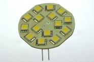G4 LED-Modul 260 Lm. 12V AC/DC kaltweiss 2,6W dimmbar DC-kompatibel