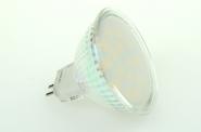 GU5.3 LED-Spot PAR16 240 Lm. 12V AC/DC warmweiss 2,6W dimmbar DC-kompatibel