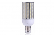 E27 LED-Strassenlampe 4200 Lm. 230V AC neutralweiss 30W IP64, 4KV, inkl. Stütze