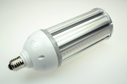 E27 LED-Tubular 5400 Lm. 230V AC warmweiss 54W IP64