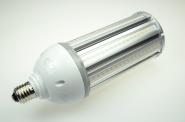 E27 LED-Tubular 5400 Lm. 230V AC warmweiss 54W IP64