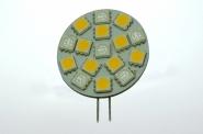 G4 LED-Modul 150/30 Lm. 12V AC/DC warmweiss/rot 1,8W/1W Wechselschaltung DC-kompatibel