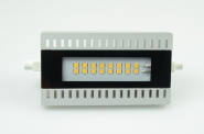 R7S LED-Stablampe 1000 Lm. 230V AC/DC neutralweiss 10W  DC-kompatibel