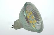GU5.3 LED-Spot PAR16 150 Lm. 12V AC/DC warmweiss/rot 1,8W Wechselschaltung DC-kompatibel