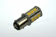 BAY15D LED-Stiftsockellampe 210 Lm. 12V AC/DC warmweiss 2,4W wasserabweisend DC-kompatibel