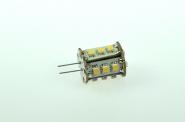 G4 LED-Stiftsockellampe 200 Lm. 12V AC/DC warmweiss 1,9W dimmbar DC-kompatibel