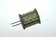 G4 LED-Stiftsockellampe 230 Lm. 12V AC/DC kaltweiss 1,9W dimmbar DC-kompatibel