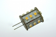G4 LED-Stiftsockellampe 180 Lm. 12V AC/DC neutralweiss 1,9W dimmbar DC-kompatibel
