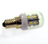 E14 LED-Tubular 70 Lm. 230V AC kaltweiss 1,2W