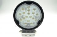 LED-Suchscheinwerfer 1950 Lumen 12V DC kaltweiss 18W IP67 DC-kompatibel