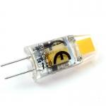 G4 LED-Stiftsockellampe 90 Lm. 12V AC/DC warmweiss 1 W - DC-kompatibel
