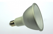 E27 LED-Spot PAR38 1000 Lm. 230V AC/DC warmweiss 16W CRI>98, IP65 DC-kompatibel