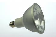 E27 LED-Spot PAR38 1500 Lm. 230V AC/DC kaltweiss 16W CRI>85, IP65 DC-kompatibel