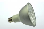 E27 LED-Spot PAR38 1000 Lm. 230V AC/DC neutralweiss 16W CRI94, Dimmbar DC-kompatibel