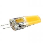 G4 LED-Stiftsockellampe 240 Lm. 12V AC/DC warmweiss 2,5 W dimmbar DC-kompatibel