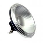 G53 LED-Spot AR111 900 Lm. 12V AC/DC warmweiss 12W dimmbar, indirekte Beleuchtung DC-kompatibel