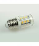 E27 LED-Tubular 250 Lm. 12V AC/DC kaltweiss 2 W dimmbar DC-kompatibel