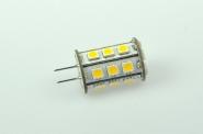 GY6.35 LED-Stiftsockellampe 320 Lm. 12V AC/DC kaltweiss 2,6W dimmbar DC-kompatibel