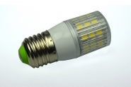 E27 LED-Tubular 370 Lm. 12V AC/DC neutralweiss 4W gekapselt DC-kompatibel