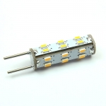 GY6.35 LED-Stiftsockellampe 146 Lm. 12V AC/DC warmweiss 1,3 W dimmbar DC-kompatibel