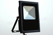LED-Flutlichtstrahler 230V AC RGB 30W Funk