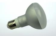 E27 LED-Reflektorlampe 800 Lm. 230V AC/DC warmweiss 9W DC-kompatibel