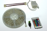 LED-Lichtband 160 Lumen 12V DC RGB 36W dimmbar DC-kompatibel