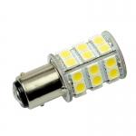 BAY15D LED-Bajonettsockellampe 320 Lm. 12V AC/DC kaltweiss 3,2W dimmbar DC-kompatibel