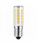 E14 LED-Tubular 300 Lm. 230V AC warmweiss 2,9 W kleine Bauform, flimmerfrei
