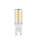 G9 LED-Stiftsockellampe 300 Lm. 230V AC warmweiss 2,9 W kleine Bauform, flimmerfrei