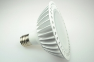 E40 LED-Spot PAR56 3400 Lm. 230V AC kaltweiss 35 W Treiber vergossen