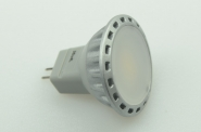 GU4 LED-Spot MR11 110 Lm. 12V AC/DC warmweiss 1,6W dimmbar DC-kompatibel